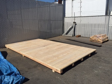 Standard U0026 Custom Skids / Pallets
